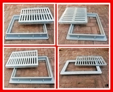 Gully gratings and Sewer or drain covers