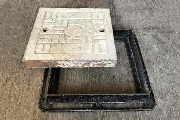 steel fiberconcrete manhole covers