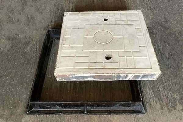 Steel Fiber Concrete manhole covers