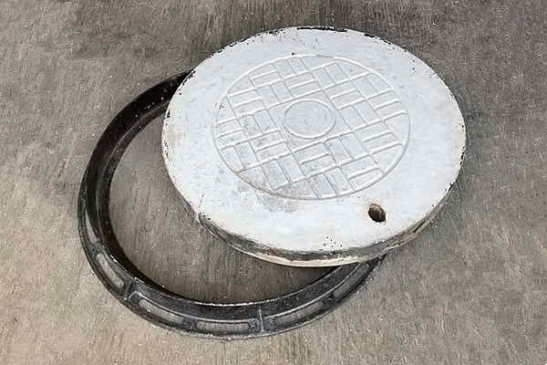 steel fiber manhole covers 1a