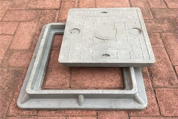 square manhole covers 350x350x30